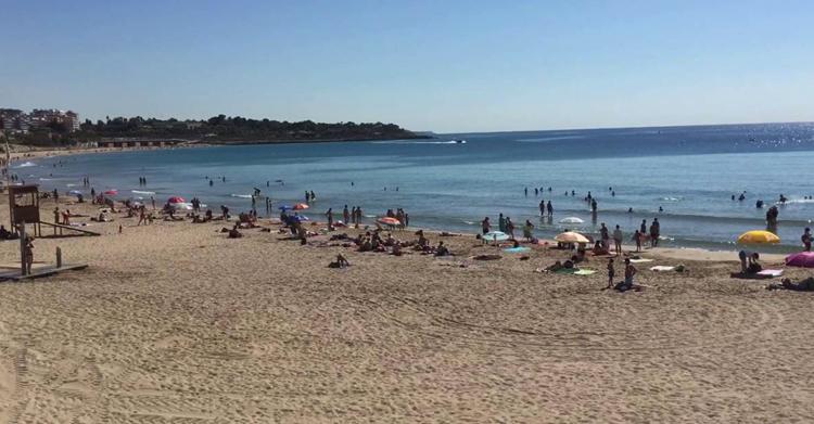 Пляж Плайя-дель-Милагро