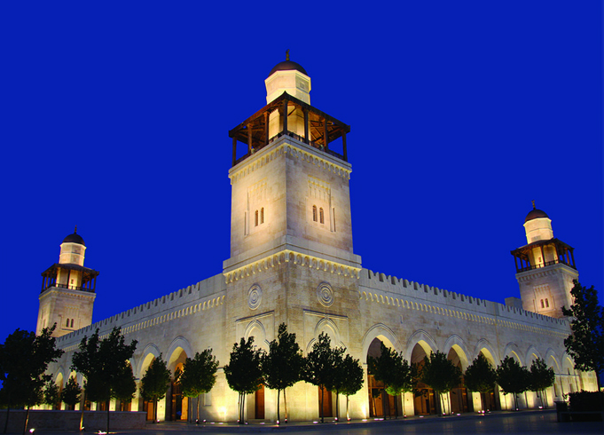 Мечеть короля Хусейна