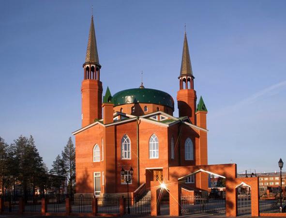 Мусульманская соборная мечеть