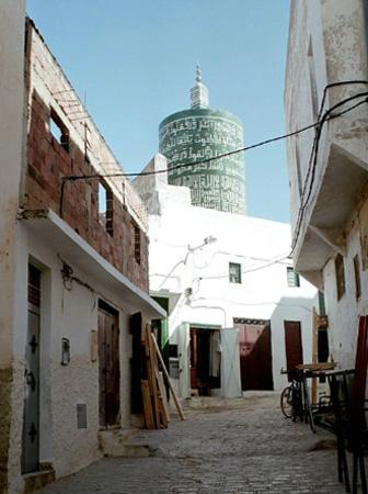 Мечеть султана Мулай Идриса