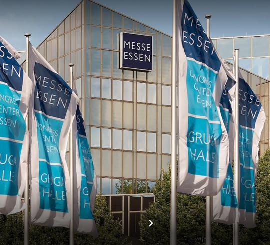 Выставочный Центр Messe Essen