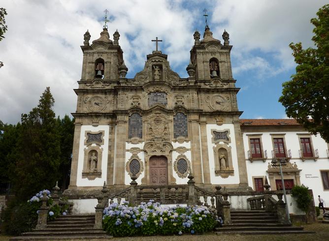 Монастырь Санта-Маринья-де-Коста