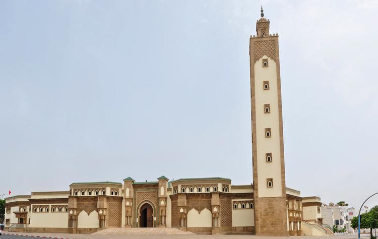 Мечеть Лубнан