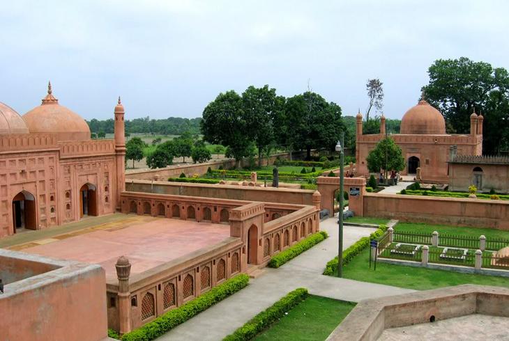 Исторический город мечетей Багерхат