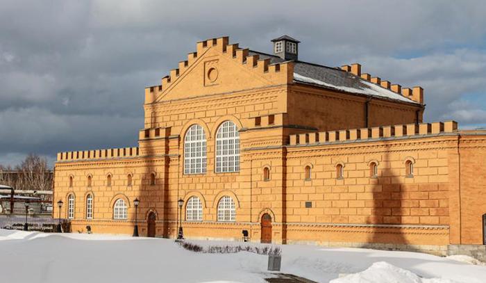 Историко – архитектурный музей