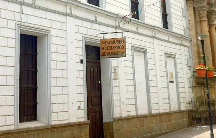 Музей «Museo Eclesiàstico de Sucre»