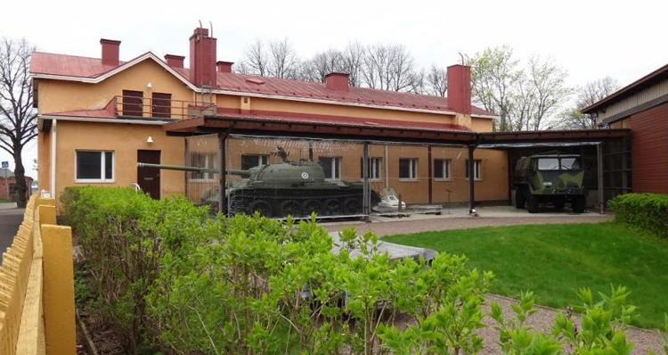 Музей школы офицеров запаса