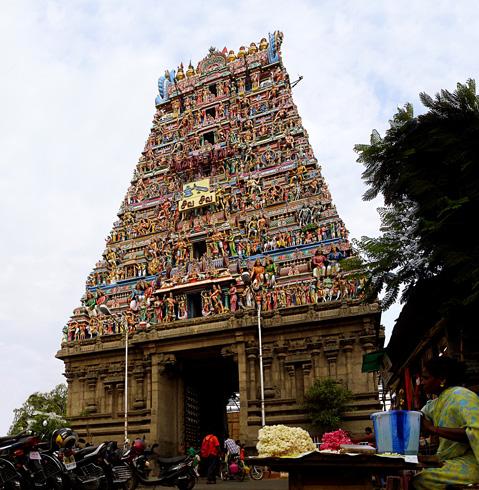Храм Каранеесварар