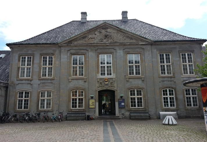 Музей прикладного искусства в Копенгагене