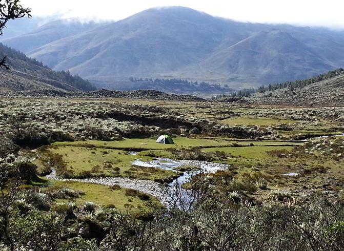 Национальный парк Сьерра–Невада