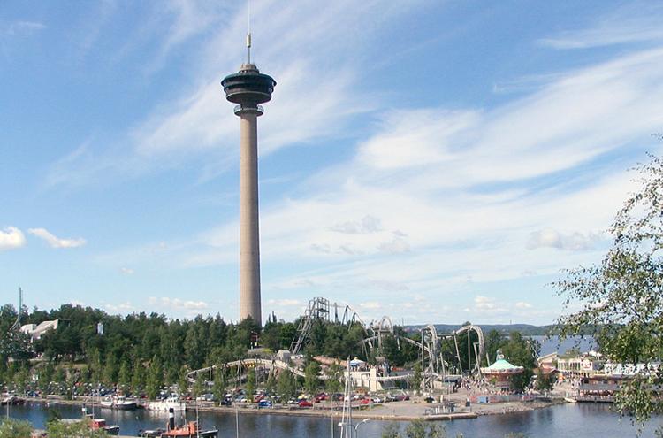 Смотровая башня Нясиннеула