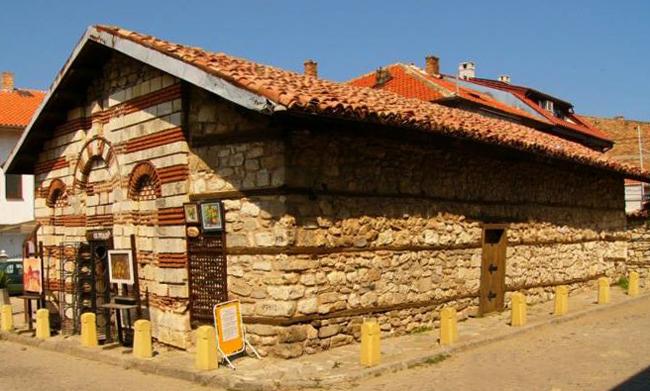 Церковь Святого Тудора