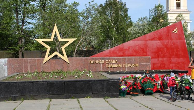 Мемориал павшим героям