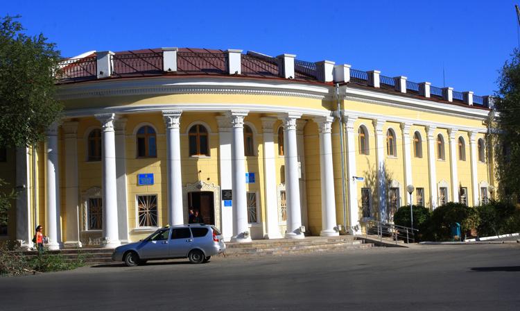 Краеведческий исторический музей