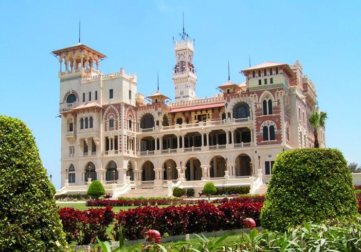 Дворец Монтази