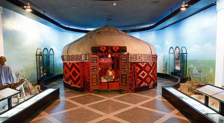 Музей-заповедник «Памятники материальной культуры Мангистау и Устюрта»