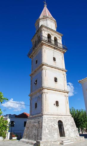 Церковь Святой Мавры