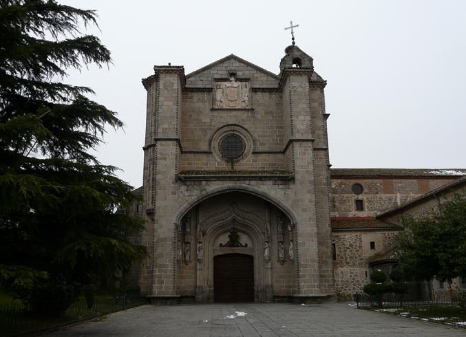 Монастырь Святого Фомы