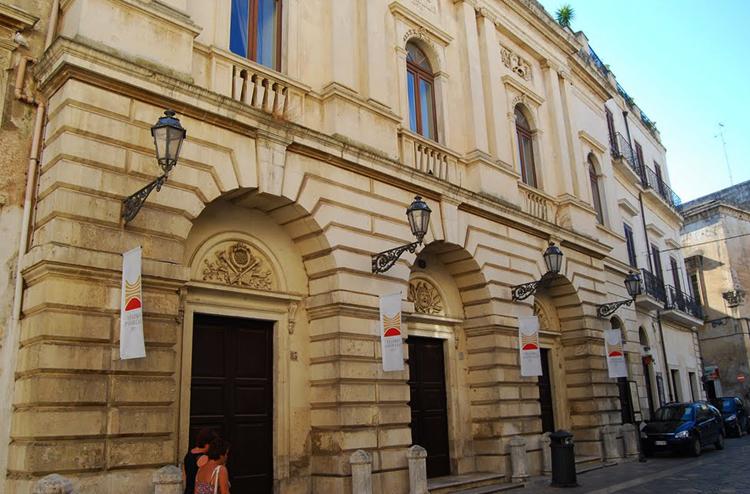 Театр Паизиелло