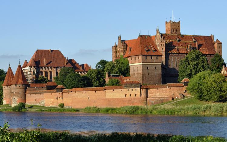 Орденский замок Мариенбург