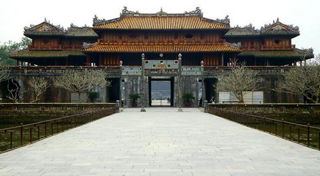 Парадные ворота Нго Мон