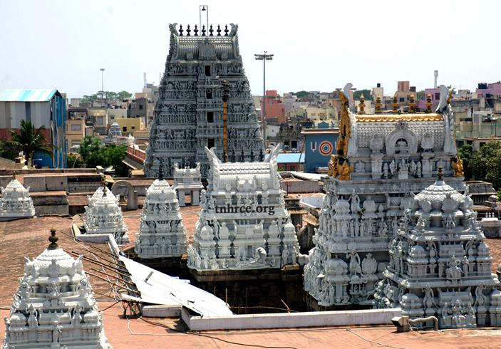 Храм Партасарати