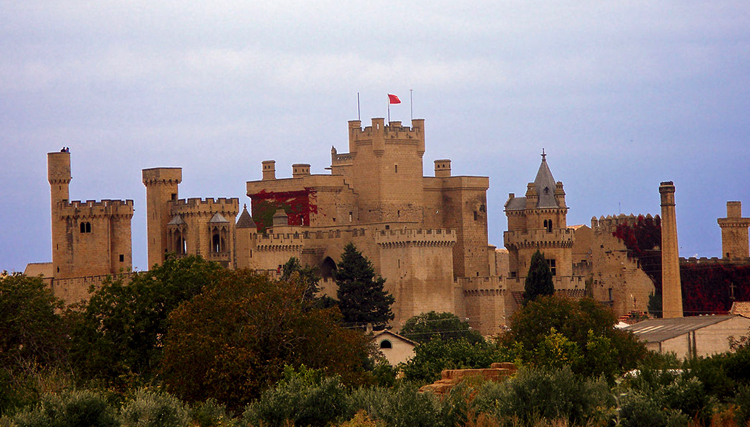 Замок Олите