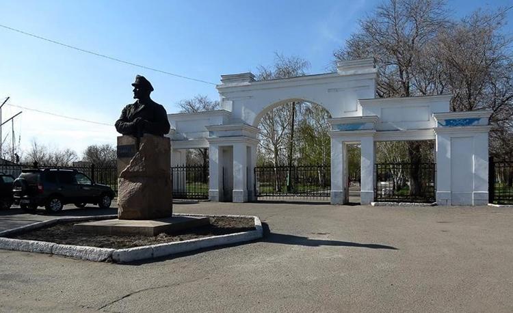 Парк Культуры и отдыха имени Н.Д. Томина