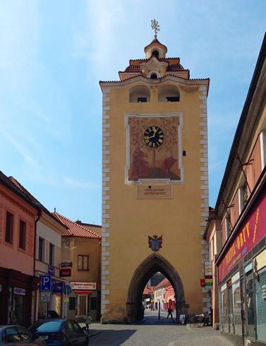 Пльзеньские ворота