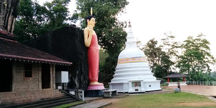 Храм Ятагала