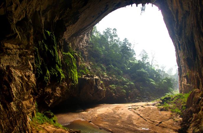 Пещера Ханг-Ен