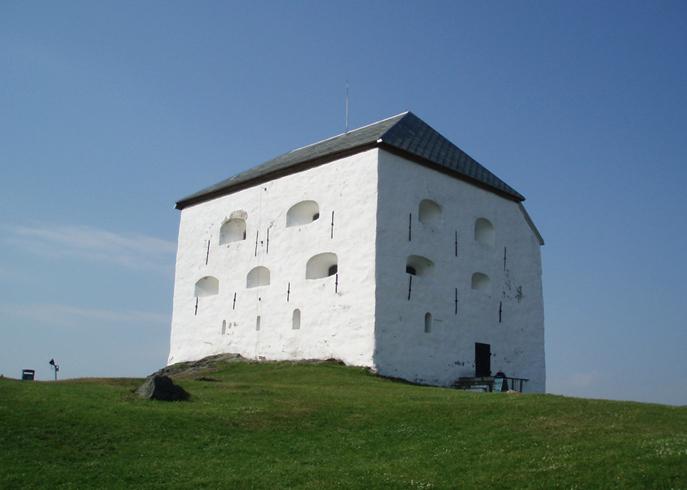 Крепость Кристиансен