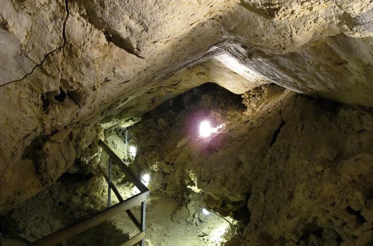 Пещера на Турольде