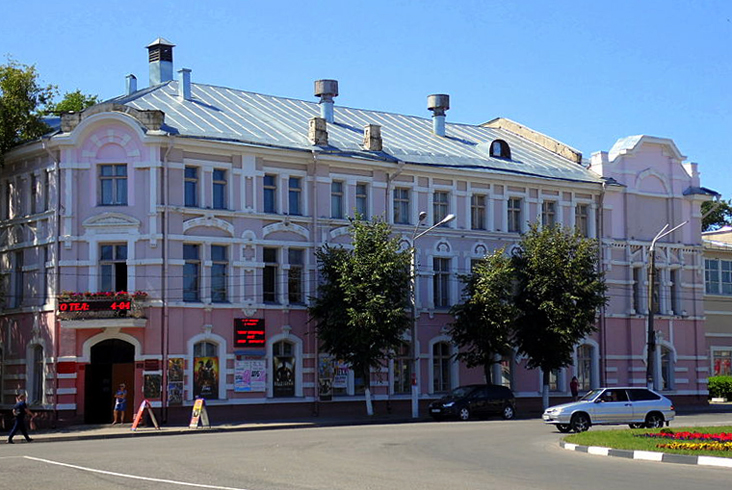 Здание купеческого собрания