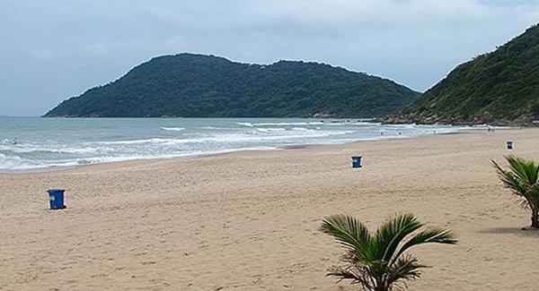 Пляж Томбо