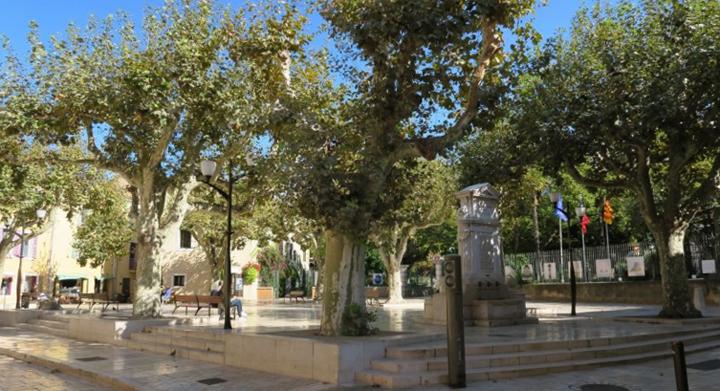 Площадь Бараньон