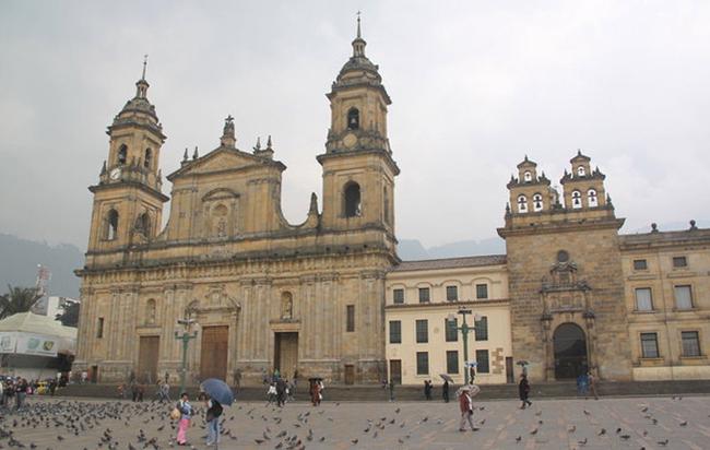 Площадь Симона Боливара