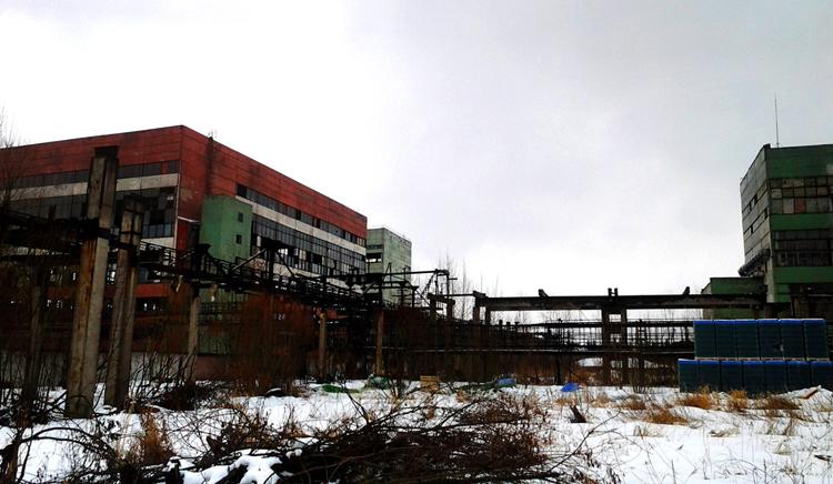 Киришский биохимический завод