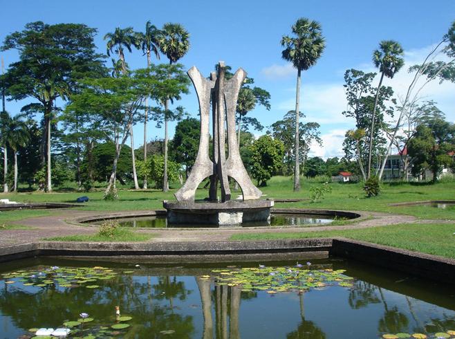 Ландшафтный Памятник Севен-Пондс-Моньюмент