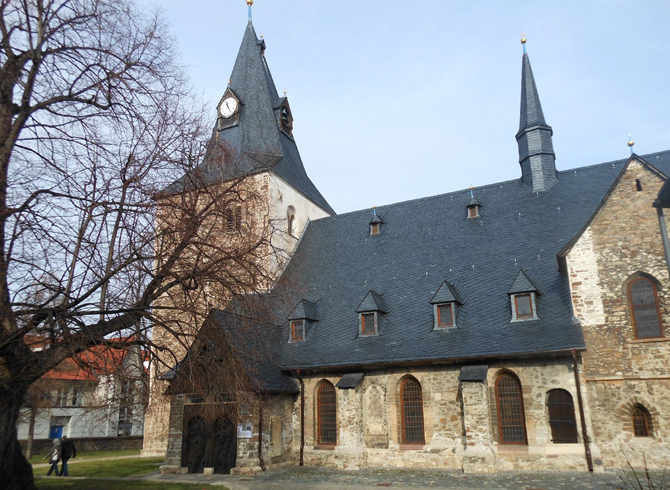 Евангельская церковь Св.Ионна