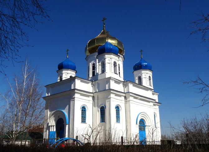 Церковь Спаса Преображения Свято-Казанского монастыря