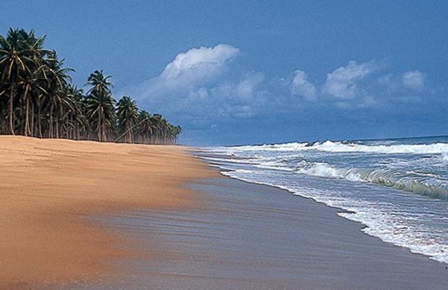 Великолепие пляжей Гран-Попо