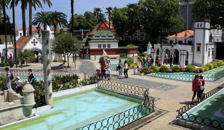 Парк «Португалия в миниатюре»