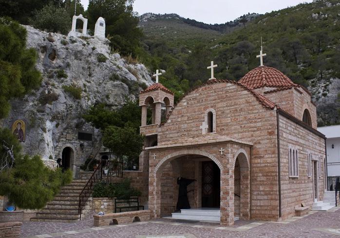 Монастырь святого Потапия