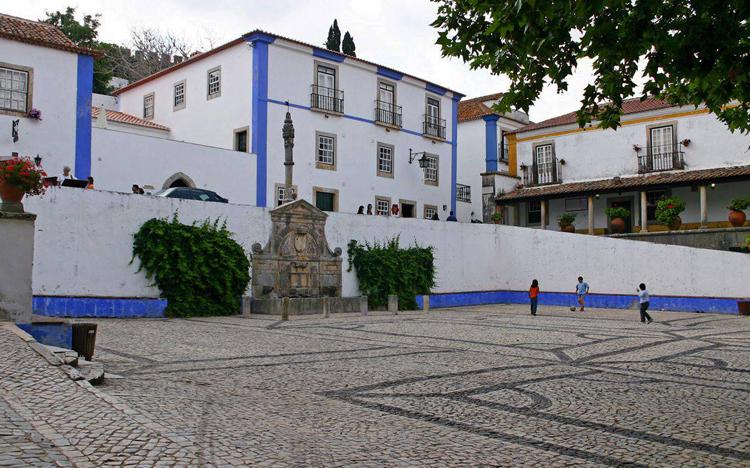 Площадь Праса-де-Санта-Мария