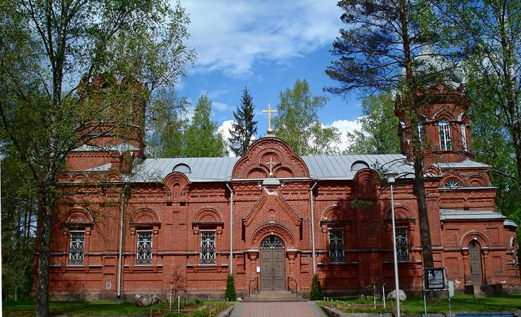 Православная церковь св. Креста