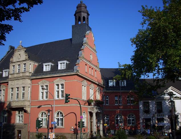 Ратуша в Вердене