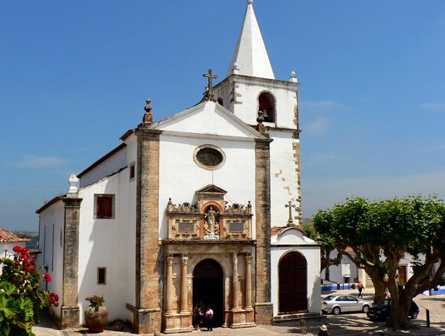 Храм Санта-Мария