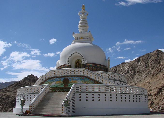 Японская пагода Мира