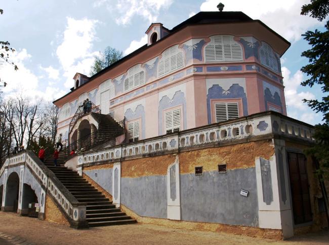 Летний дворец «Беллария»
